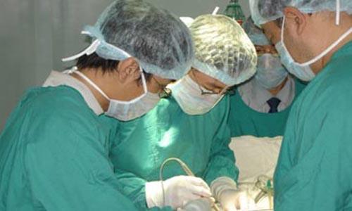 包皮手术的过程